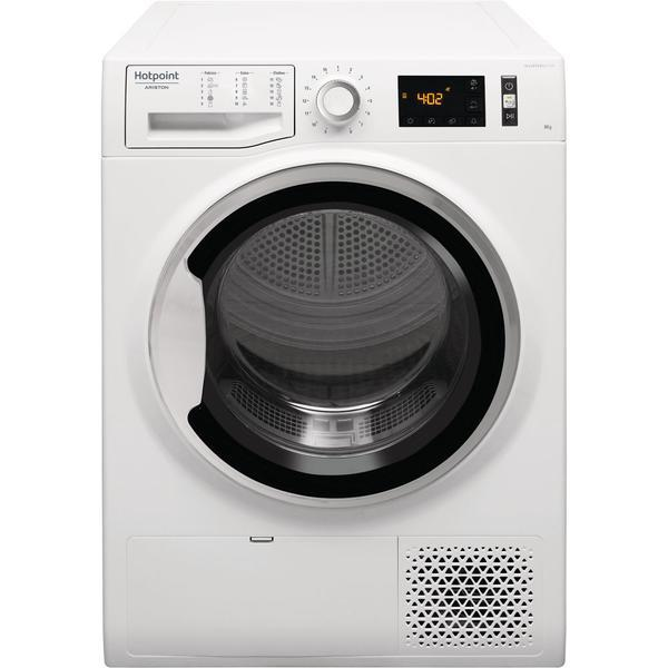 Máquina secar roupa hotpoint-ariston ntm1182sk 8kg