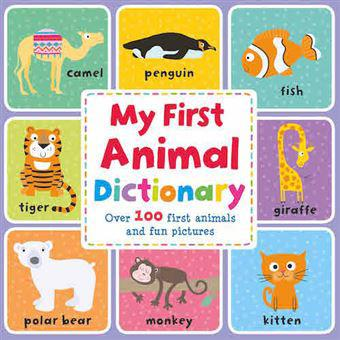 My first animal dictionary