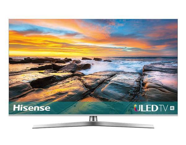 Smart tv hisense h55u7b uled 55