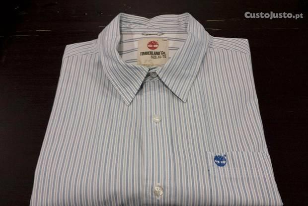 953 camisa homem timberland xl