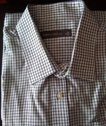 Camisa homem c&a tamanho xl - portes grátis
