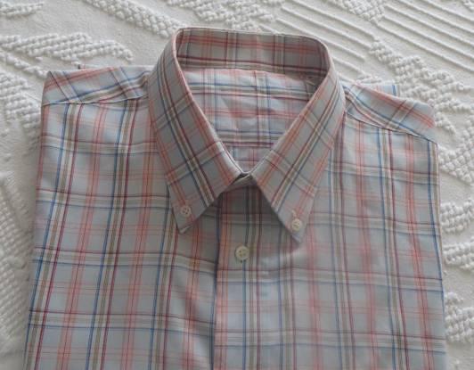 Camisa manga comprimida - xl - como nova