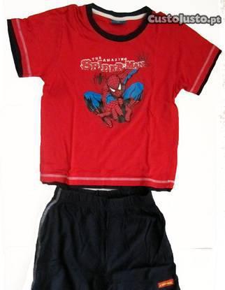 Pijama homem aranha - original