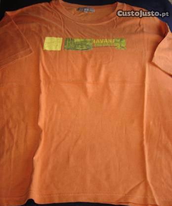 T shirt's tamanho l em bom estado - preço ótimo