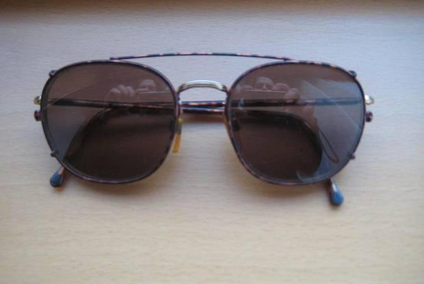 Armação óculos - emporio armani