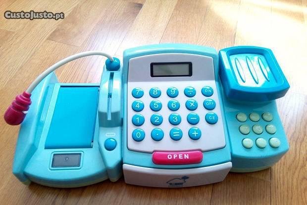 Caixa registadora eletrónica - imaginarium