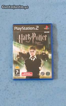 Harry potter ordem da fênix ps2 como novo
