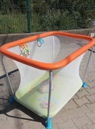 Parque bebé brevi (como novo)