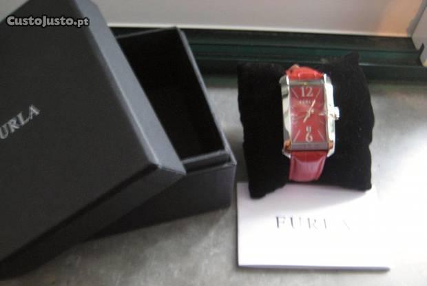 Relógio original furla,n/embalagem original(novo)