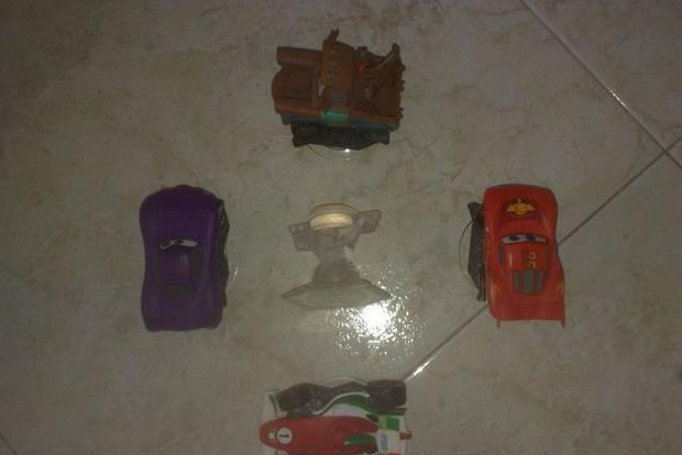 Playset infinity cars ps3 ps4 wii xbox pc