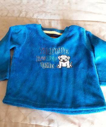 Pijama criança 1/2 anos
