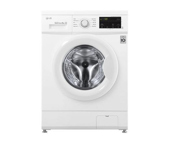 Máquina de lavar roupa lg fh2j3tdn0 8 kg 1200 rpm
