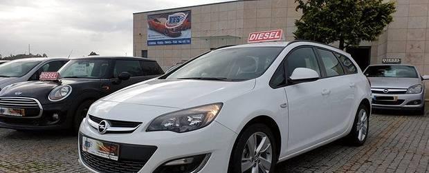 Opel astra sports tourer - 13