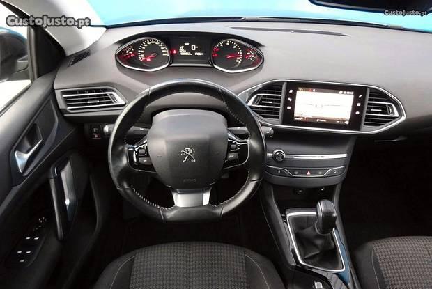 Peugeot 308 sw 1.6 blue hdi - 18