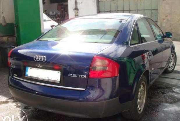 Audi a6 tdi para peças