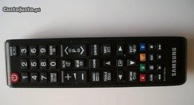 Comando original tv samsung ue46f5000aw