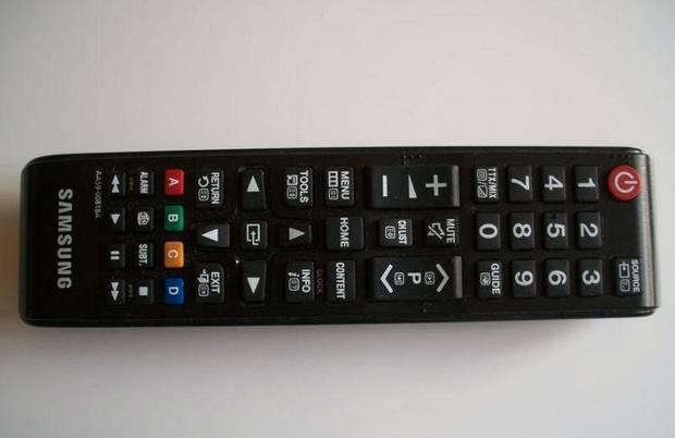 Comando original tv samsung ue46f6320aw