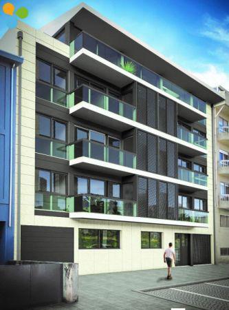 Apartamento t2 com terraço à serralves