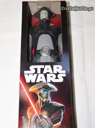 Star wars fifth brother,inquisitor - mini figura