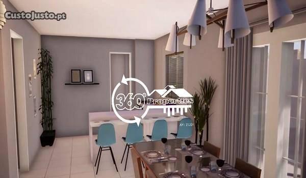 Apartamento novo t3, garagem e arrecadação - loulé