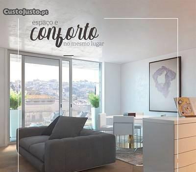 Apartamento t2 novo, trofa centro - cr 2096