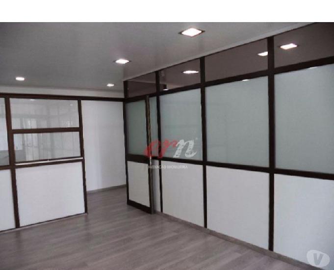 Escritório c 85 m2 remodelado p arrendamento matosinhos