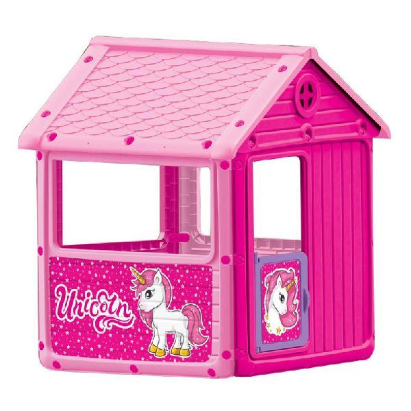 Casa de jardim unicorn my first house