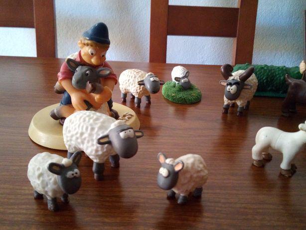 Animais da quinta (ovelhas)