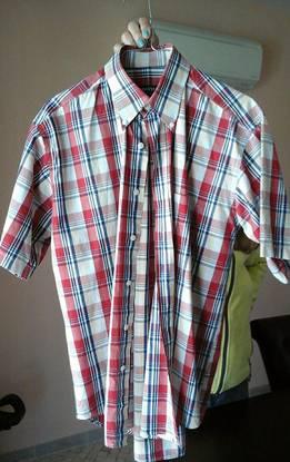 Camisa homem verão
