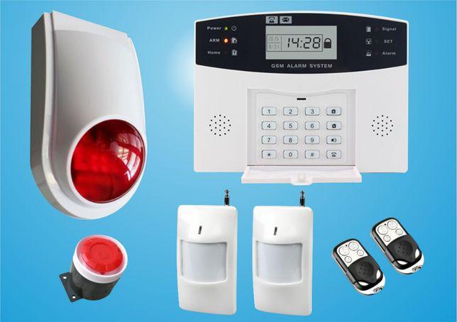 Alarme gsm sem fios casa / escritório /etc. acessórios