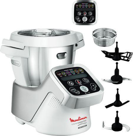 Robot cozinha moulinex cuisine companion, como novo