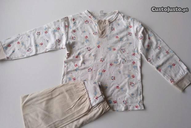 2 pijamas de menino 6 anos