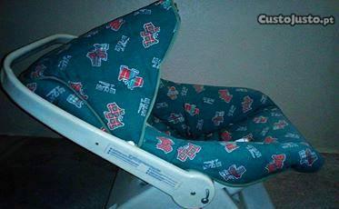 Cadeira-alcofa chicco 10 kg