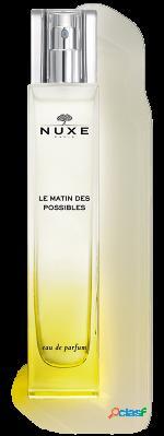 Nuxe eau de parfum le matin des possibles 50 ml