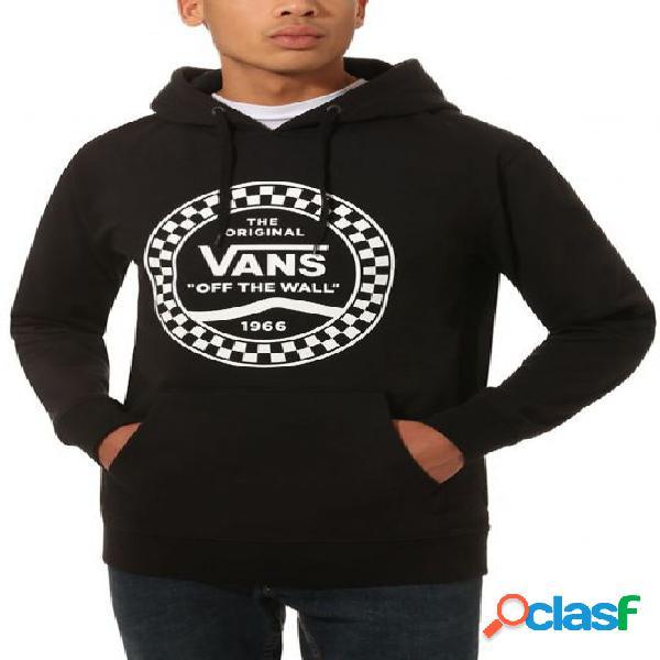 Sweatshirt moda vans checkered homem