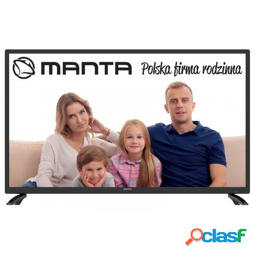"Manta led320m9 tv 81,3 cm (32"") wxga preto"