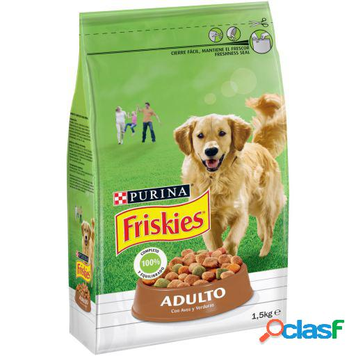 Friskies i adulto ave e legumes 3 kg