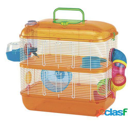 Arquivet gaiola para hamsters tenerife 40x26x40 cm