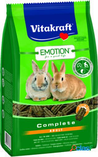 Vitakraft emoção menu completo coelhos anões 800 gr