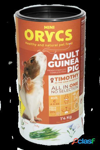 Miniorycs pienso natural para guinea pig 1.25 kg