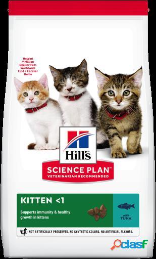 Hill's science plan kitten de atún 1.5 kg