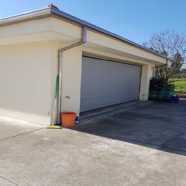 Portão garagem 5,08 m x 2,27 m c/motor ditec