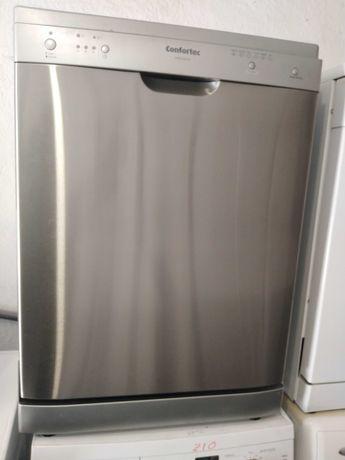 Maquina de lavar loiça inox confortec