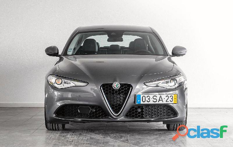 Alfa Romeo Giulia GIULIA 2.2D SUPER AT 9900€