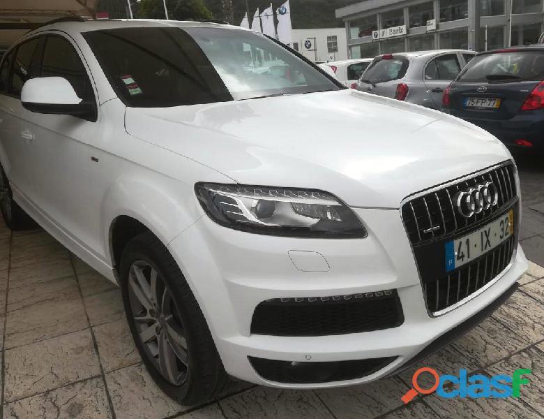 Audi Q7 3.0 TDI s line 6500€