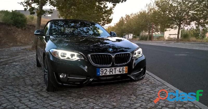 BMW 220 Cabrio Auto Sport  11500€