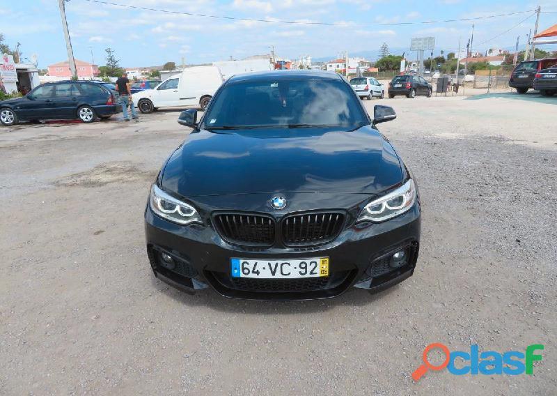 BMW 220 PACKM 220D 9500€