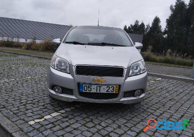 Chevrolet Aveo lt 1750€