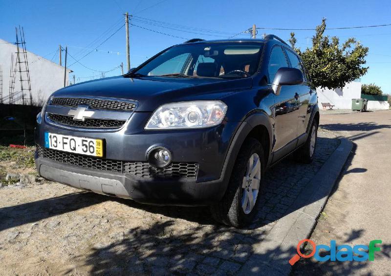 Chevrolet Captiva 2.2 150cv 2400€