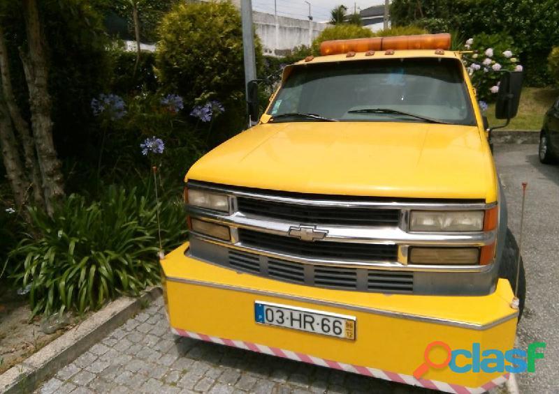 Chevrolet pronto socorro 8600€